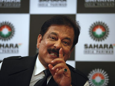 Fresh trouble for Sahara Aamby Valley gets Rs 24647 cr IT notice biggest tax penalty on any corporate