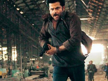 Anil Kapoor in 24. IBN Live.