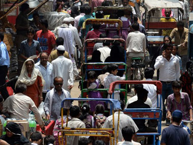 India will overtake China's population by 2050: study. AFP.
