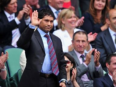 The MCA want to send Sachin Tendulkar out with a bang. AFP