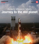 India's Mission Mars Journey to the red planet