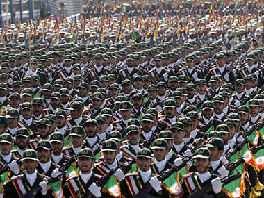 Iran Guard chief warns US against imposing new sanctions, tells it to move its military bases away from its border