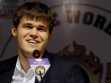 My mistakes didnt happen by themselves Carlsen provoked them Anand