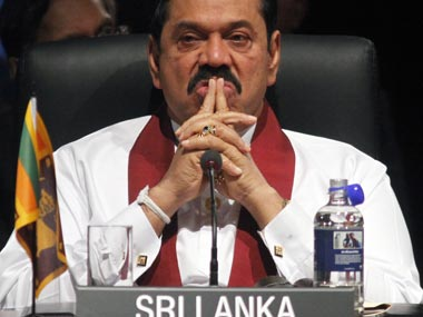 Sri Lanka crisis 122 MPs challenge Mahinda Rajapaksas leadership in court fear state of anarchy and chaos