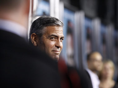 George Clooney has not forgiven Russell Crowe