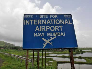 Navi Mumbai airport land deal Virtually cashless so priceless