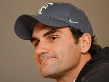 Will London be a blessing or curse for Federer? AFP
