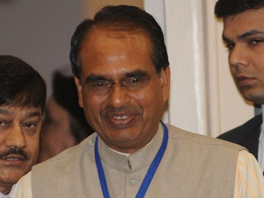 Madhya Pradesh polls Shivraj Singh Chouhan files nomination