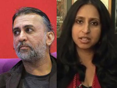 Tehelka business Murky deals profits for Tejpal family Shoma