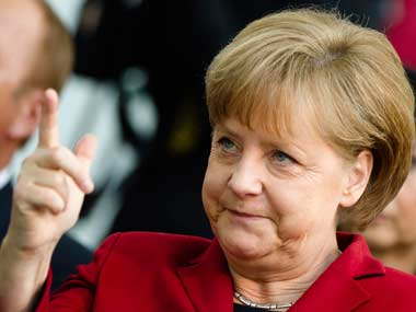 Merkel to Birla High profile cancellations at WEF even before it starts
