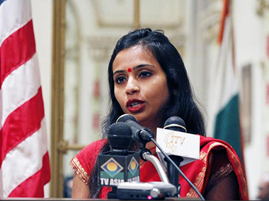 Devyani Khobragade should not have had a maid if she couldn't afford one: Twitter image