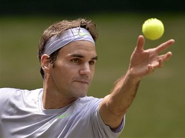 Coaching greats good for the game says Federer