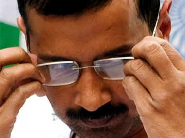 Kejriwal is finding himself increasingly isolated