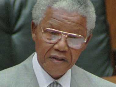 Nelson Mandelas five most memorable speeches