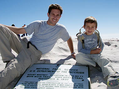Nineyearold US boy youngest to reach Aconcagua summit in Argentina