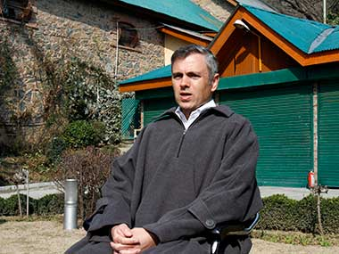 After Schumacher incident Omar Abdullah vows to wear helmet while skiing