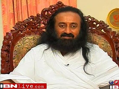 Homosexuality not a crime in Hinduism says Sri Sri Ravi Shankar