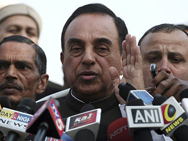 Has BJP quietly cracked the whip on Subramanian Swamy for taking on Arun Jaitley?