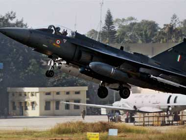 The induction of the Tejas has been delayed for years. PTI