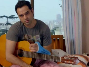 Abhay Deol is seen in the film. Image courtesy: IBNLive.