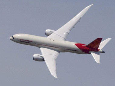Air India seeks 230 mn loan to purchase Boeing 787 Deamliner