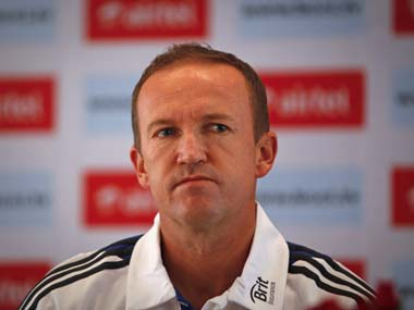 File image of Andy Flower. Reuters