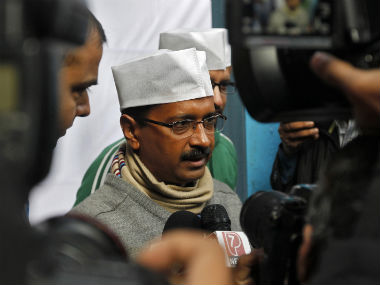 Live Kejriwal apologises for not being able to meet all at Janata Darbar