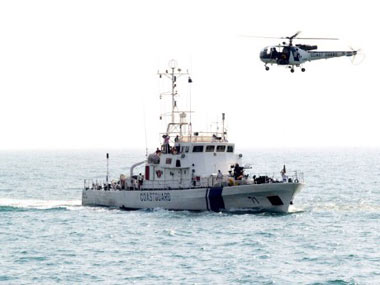 Coast Guards Dornier aircraft with 3 crew members onboard goes missing off Chennai coast