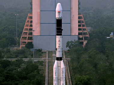 Representational image. Courtesy ISRO.