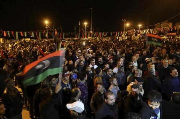 Libyans vote for constitution body amid rising political tensions