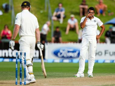 It was a frustrating day for India in the field. Getty Images