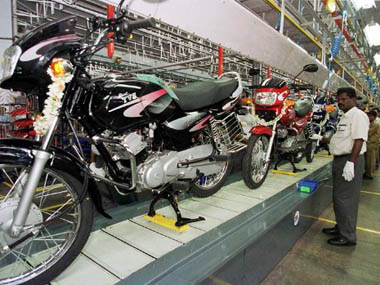 TVS Motor Q2 net profit dips marginally to Rs 2113 cr revenue grows 219 to Rs 4994 cr