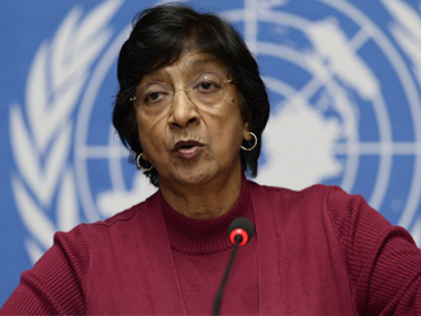 UN rights chief asks global community to refer NKorea to ICC
