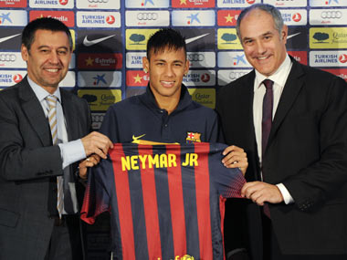 La Liga: Neymar's agent reveals how he wanted star player to join Real Madrid instead of Barcelona