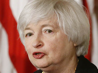 Federal Reserve Chair Janet Yellen . AP