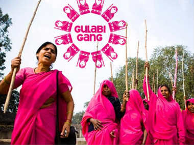 Gulabi Gang review The story of a woman who embodies hope