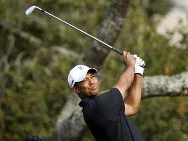 Tiger Woods thinking of Augusta at Honda Classic