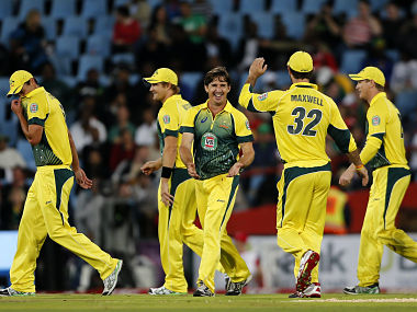 File picture of Australia cricket team. Reuters