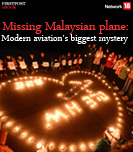 Missing Malaysian plane: Modern aviation\'s biggest mystery