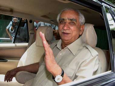 Was Jaswant denied Barmer because of wifes rift with Raje