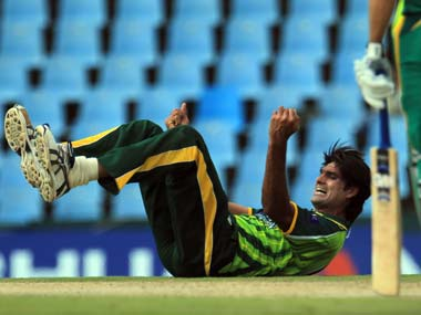 Mohammed Irfan in this file photo. AP