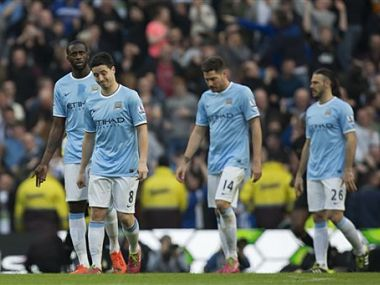 Lightning strikes twice as Wigan beat Manchester City in FA Cup