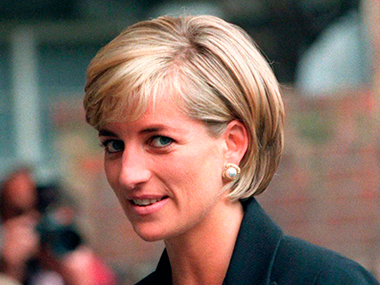 File phot of Princess Diana. Reuters