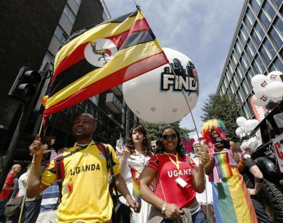 Uganda defends antigay law at main UN rights forum