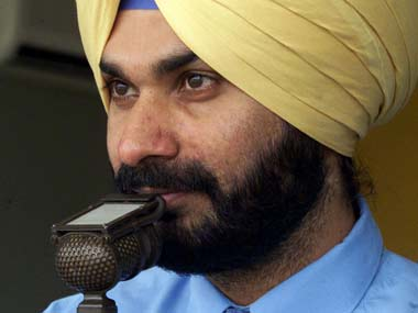 Sidhu admitted to hospital for deep vein thrombosis, condition said to be stable