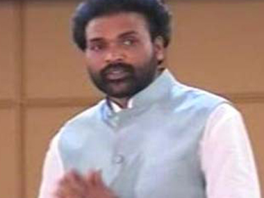 Sriramulu surrenders before court apologises for past poll code violation