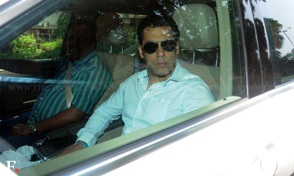 Photos Salman Khans day in court for 2002 hitandrun case
