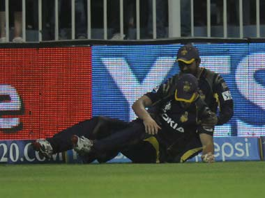 IPL 7 Chris Lynn seals IPL debut for KKR with a spectacular catch