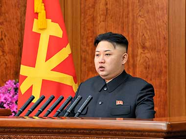 North Korea leader Kim Jong-Un. Reuters