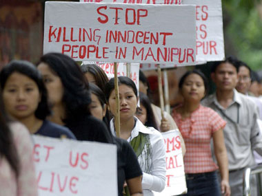 Will Manipur vote against AFSPA Greater Nagalim today